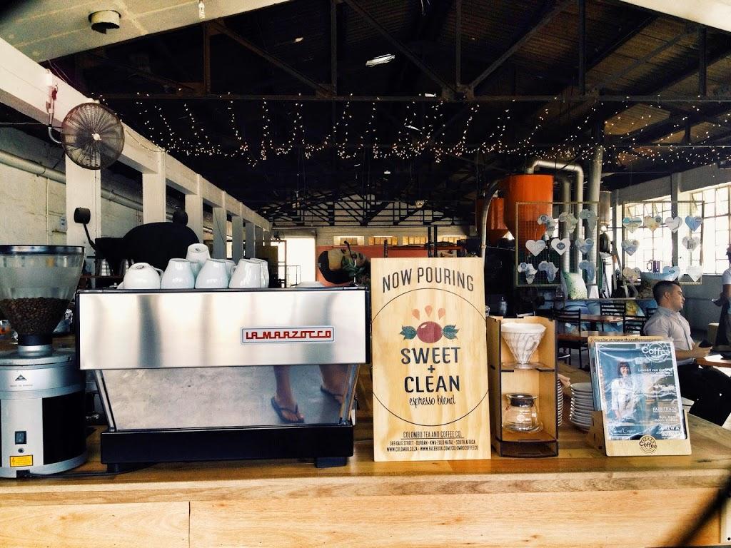Durban Coffee Shop