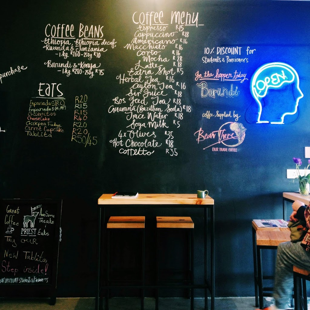 Joburg Coffee Shop