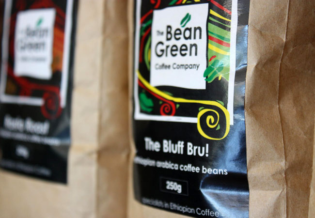 Bean Green Coffee