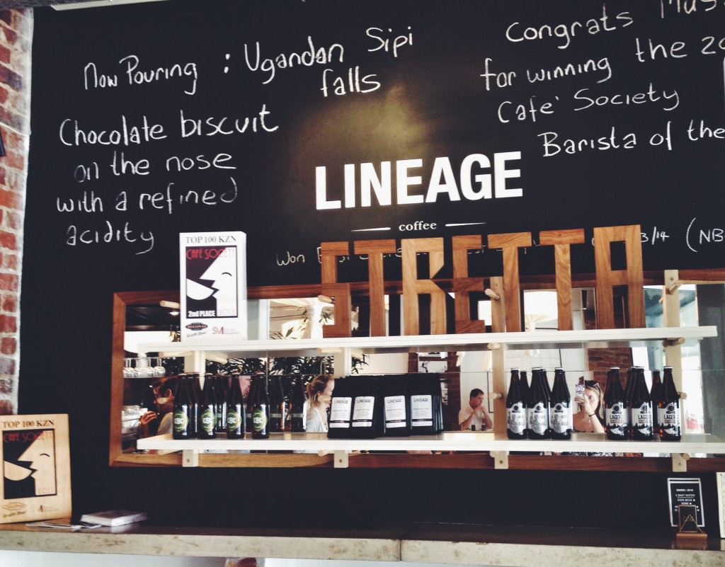 Lineage Coffee