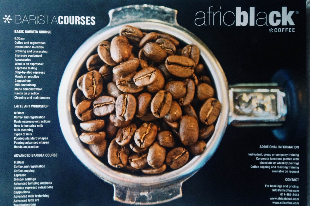 Africa Black Coffee