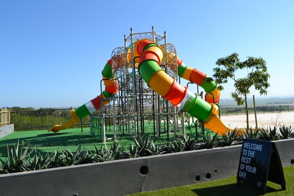 Wonderland Kids area