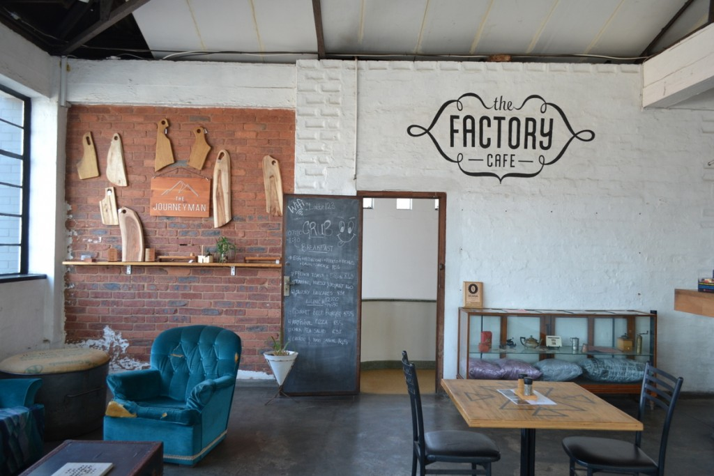 The Factory Cafe