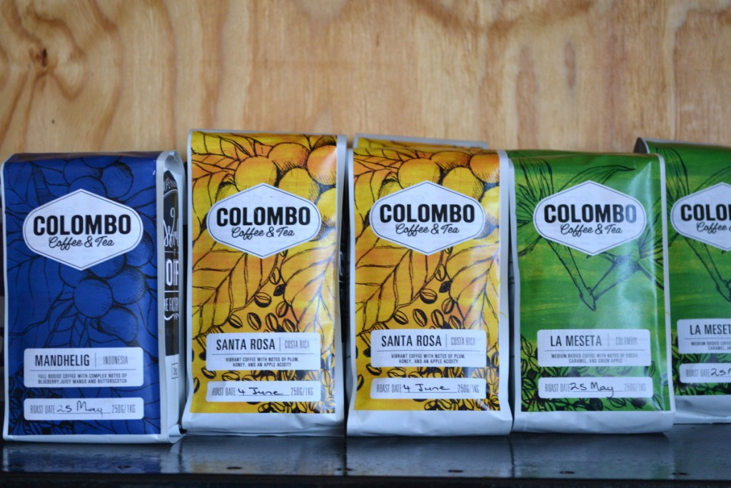 Single Origin Colombo Coffee
