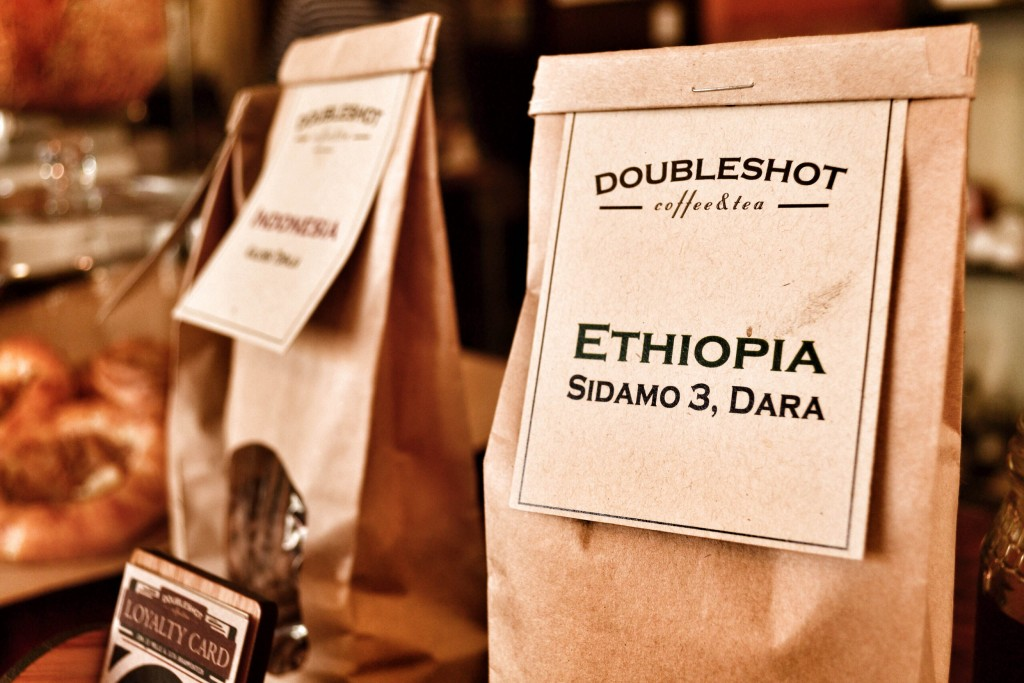 Doubleshot Coffee