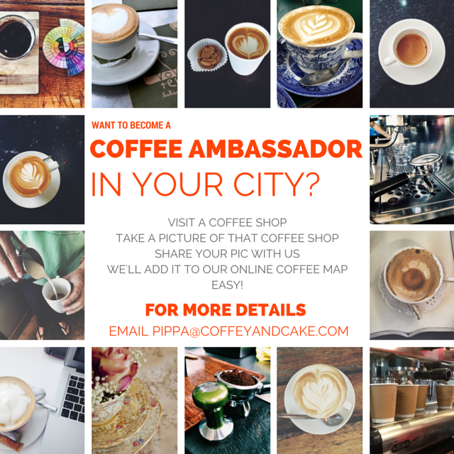 COFFEE AMBASSADOR