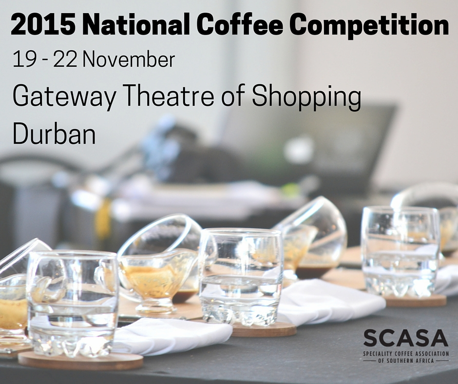 SA National Barista Champs