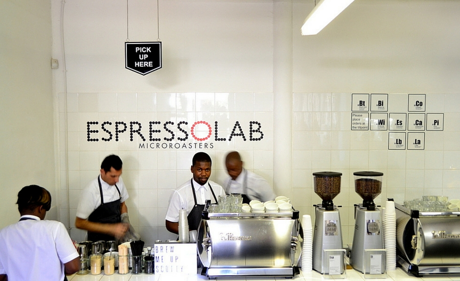 Espresso Lab