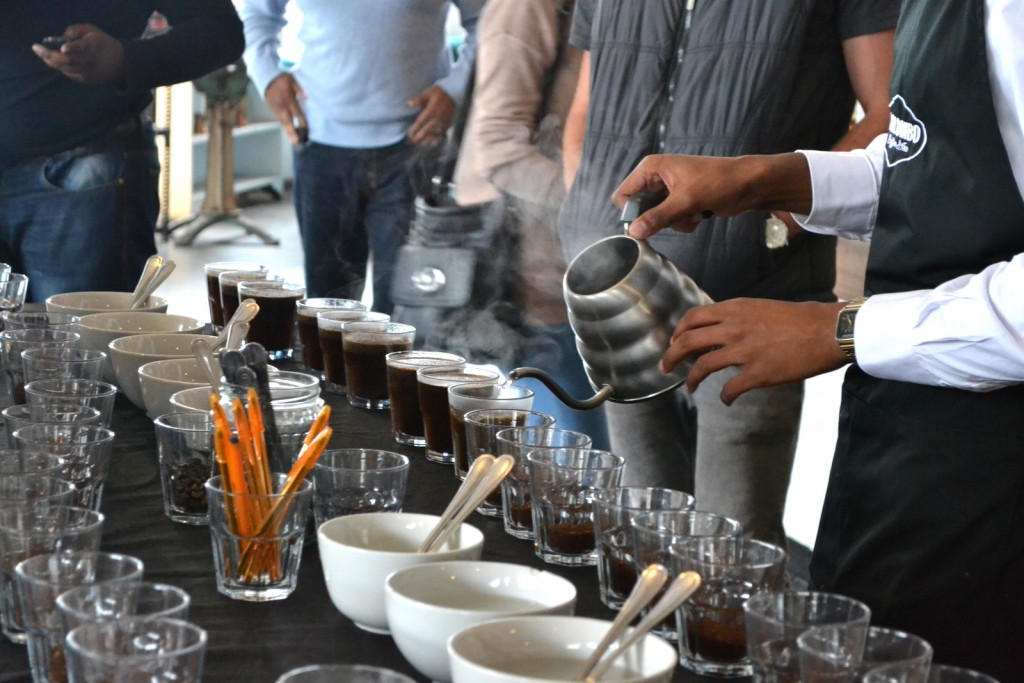 Colombo Coffee Cupping