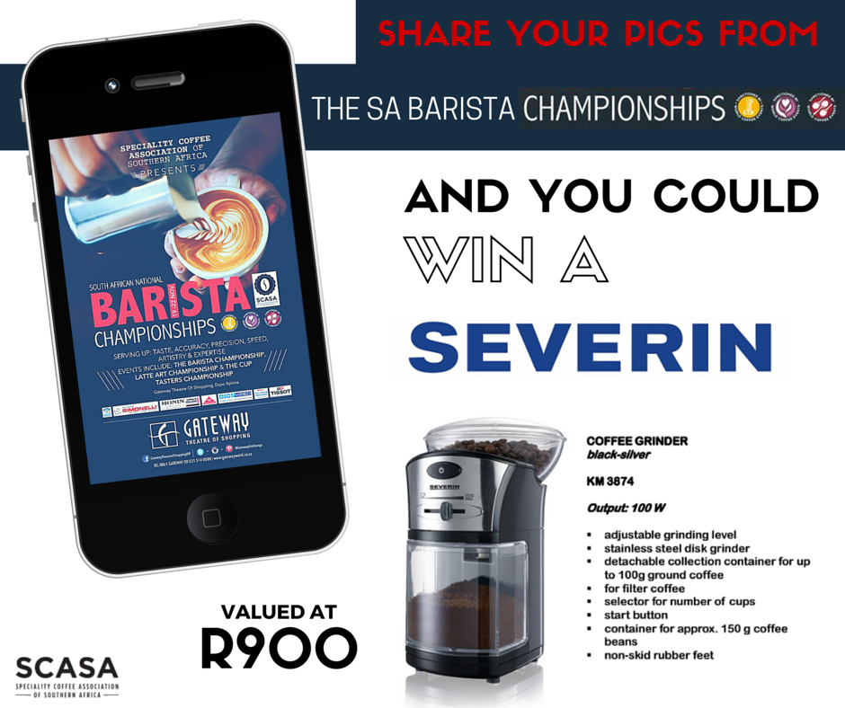 SCASA Facebook Competition