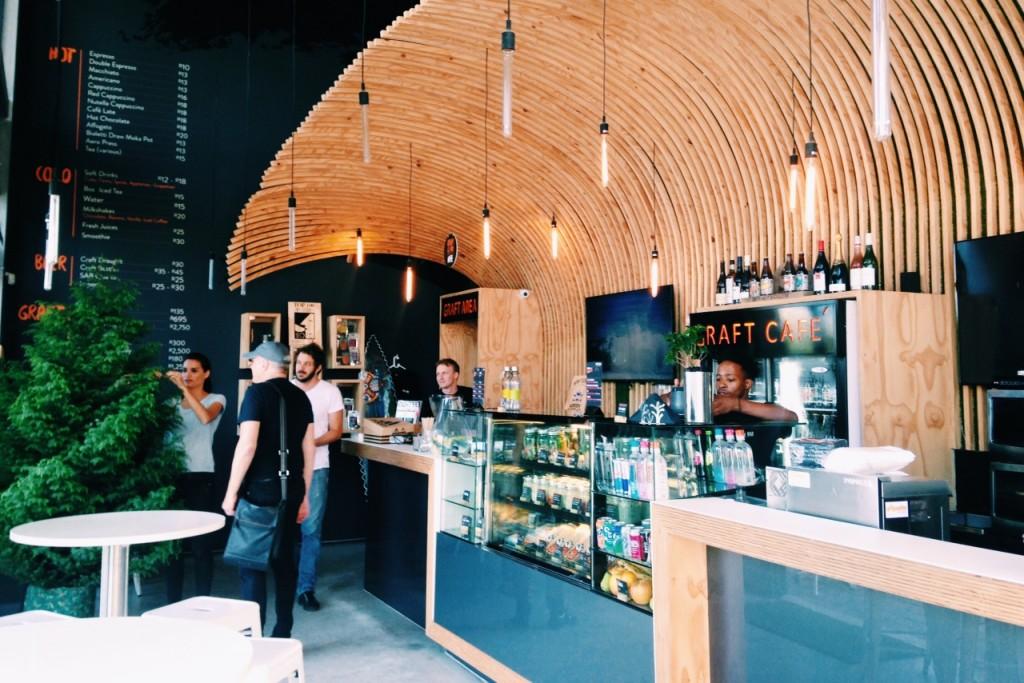 Home Bru Graft Cafe